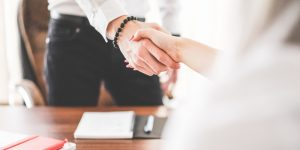 Business handshake by PerzonSeo.com (CC BY 2.0)