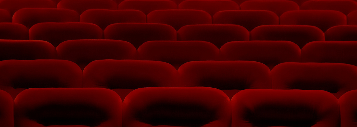 red cinema seats by reynermedia (CC BY 2.0)