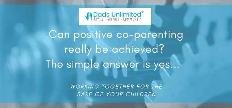Can Positive co-parenting really be achieved?