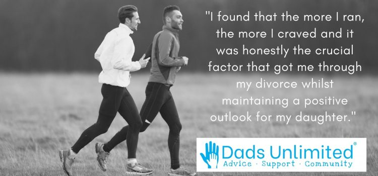 How physical exercise can help you through divorce.